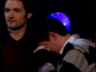 David Archuleta Crying
