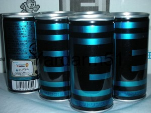 Megaman 6-pack E-Tank Energy Drinks