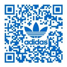 QR Code Adidas
