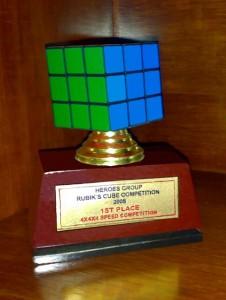 Rubix Champ